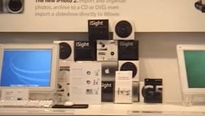 Kordokumentum: előkerült egy videó arról, miket árul az Apple 17 évvel ezelőtt