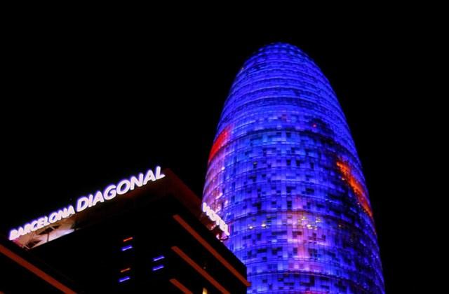 Barcelona - Agbar torony