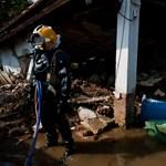 Megindító felvételek az árvízi kitelepítésről – Nagyítás fotógaléria