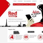 Vérgőzös paraméterekkel roamingdíj-mentes az új Red