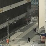 Stockholmi terror: a támadót foghatták el