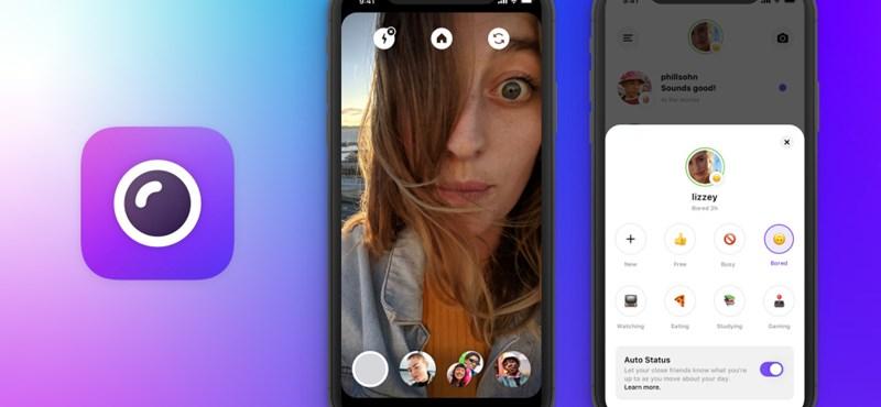 Itt a Facebook új csevegőalkalmazása, az instagramozók örülhetnek neki
