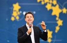 Conte: Kérdezzék meg Orbánt, miért nem ment Salvini után!