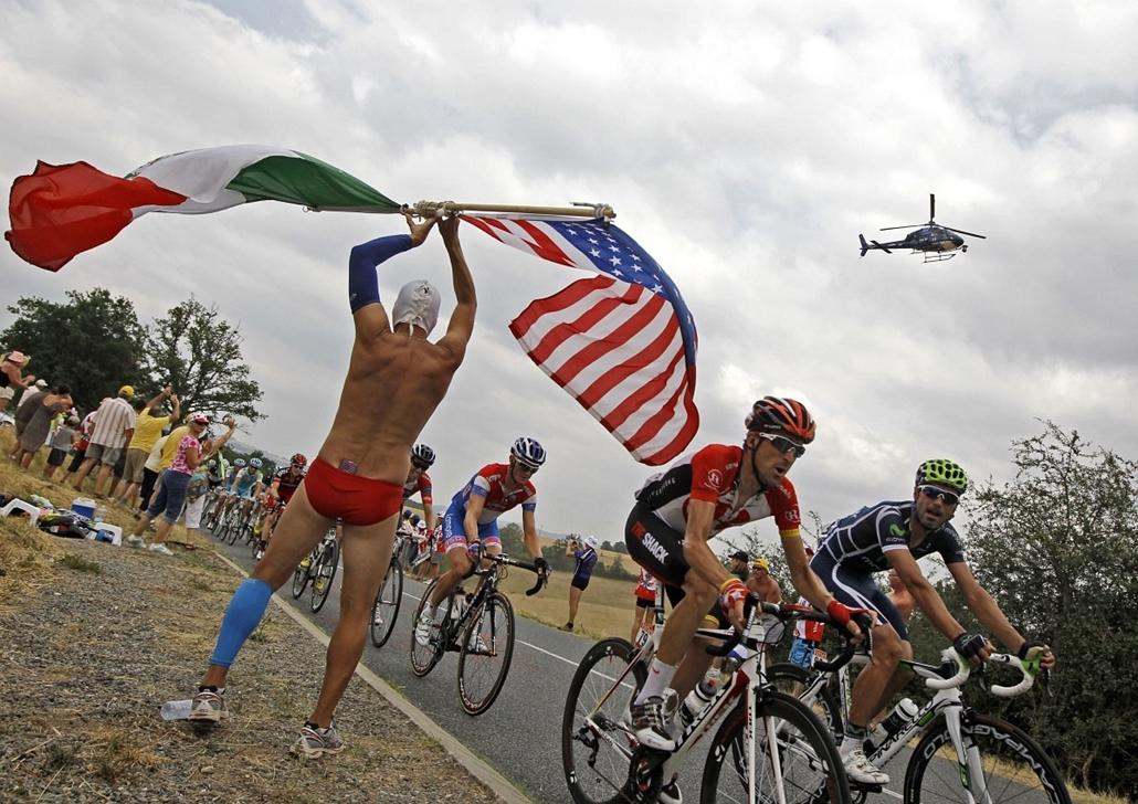 Tour de France 2011 - Nagyítás