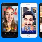 Élőben lehet lájkolni: most lett igazán jó móka a Messenger videótelefonálós funkciója