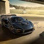 Van feljebb: 902 lóerős lett a McLaren közúti rakétája, a Senna