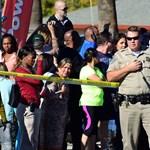 Vérengzés Kaliforniában: sok halott, a fegyveresek szökésben vannak