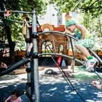 Kitiltanák a lakók a visítozó, ordibáló gyerekeket egy XXII. kerületi játszótérről