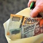 KSH: 165 ezer forint a nettó átlagbér