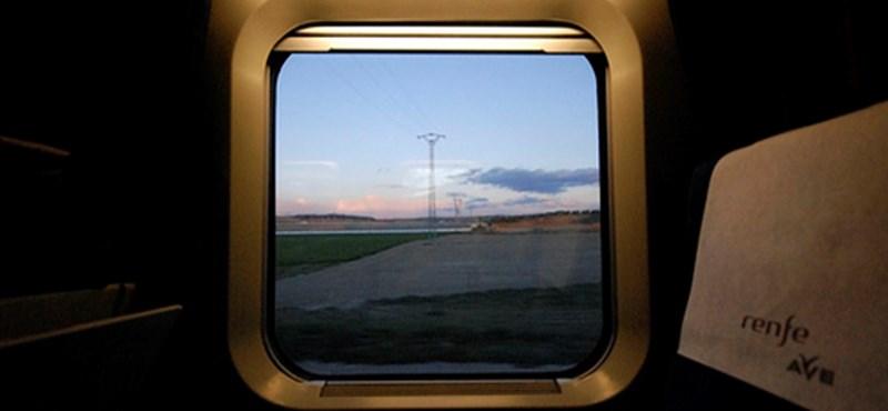 Mi a legidegesítőbb a vonaton?