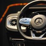 Belerakták a külsejét: már ültünk az új Mercedes G-osztályban