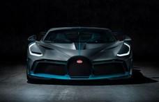 """1500 lóerő fölé merészkedik a Bugatti: jön a """"föld-föld rakéta"""" sportkocsi"""