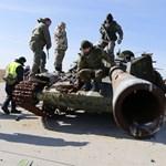 Több száz millió dolláros amerikai katonai segélyt kap Ukrajna