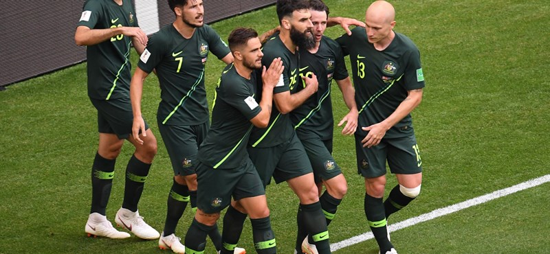 Dánia–Ausztrália: 1-1