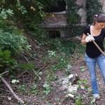 """Dúró Dóra  egy """"cuki nyitókép"""" miatt akadt ki a köztévé sportcsatornájára"""