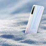 Ez a világ első 64 megapixeles kamerájú mobiltelefonja
