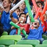 Korhut bombagóljával nyert Magyarország Azerbajdzsán ellen