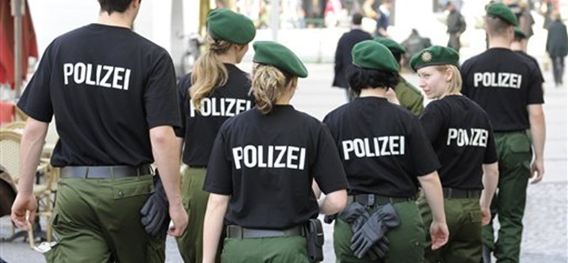 Jelentősen csökkent Németországban a bűnözés