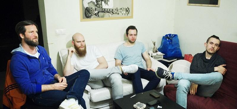 Ideje levakarni róluk a magyar Red Hot Chili Peppers-címkét