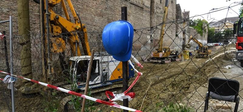 Évi 200 milliárd forintot buknak az építőipari cégek a lánctartozások miatt