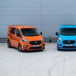 Jönnek a Ford Transit ralis változatai