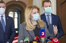 A szlovák államfőnek nem tetszik az orosz vakcina