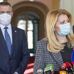Maszkban alakul meg az új szlovák parlament