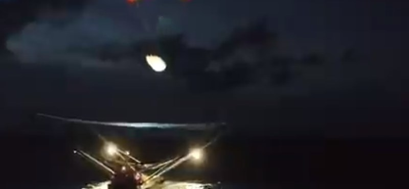 Csont nélkül: Elon Musk hajója összehozta a tökéletes rakétaelkapást