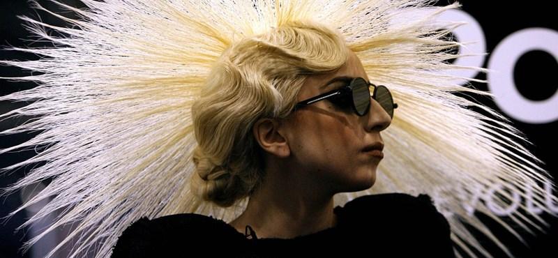 Lady Gagának már húszmillió Twitter-követője van