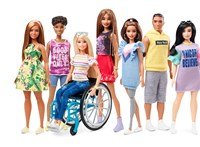 Magyarországon is debütál a kerekesszékes és a műlábas Barbie