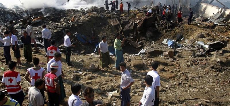 Mianmari erőszak: ellentmondó hírek a menekültek számáról