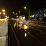 Csőtörés miatt nem járnak a villamosok Zuglóban