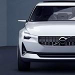 Jön az új Volvo V40, többféle elektromos változatban is