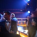 Orbán Ráhel 1 milliós táskával ment cirkuszba