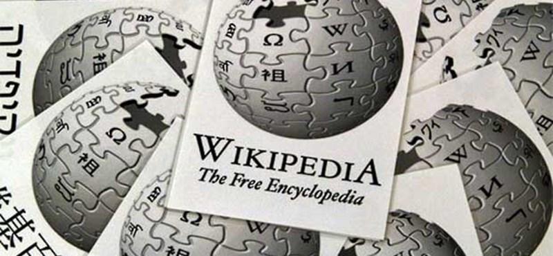 Szobrot állítanak a Wikipediának