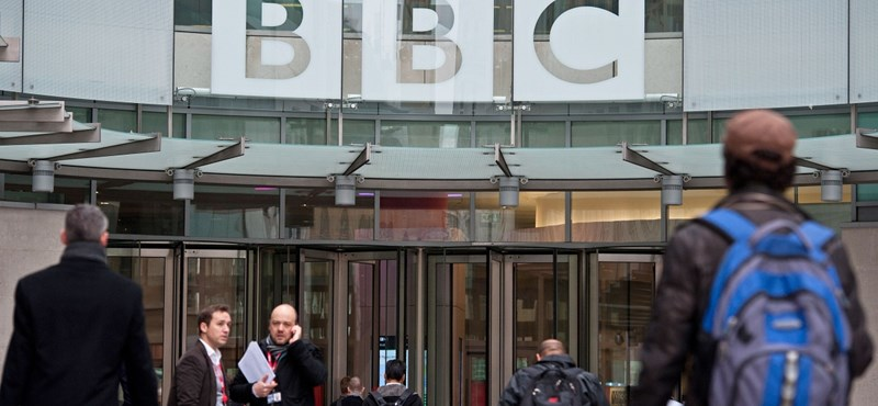 Véletlenül szexjelenetet sugárzott a BBC híradója