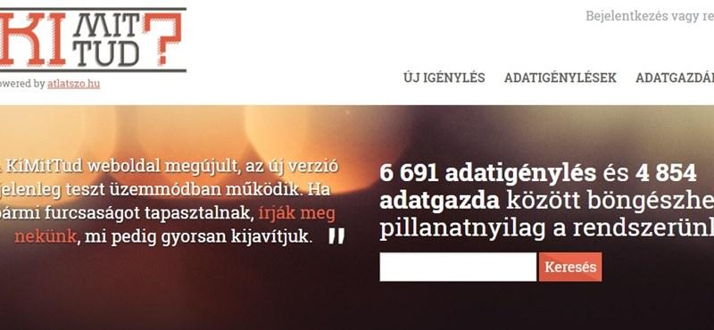 Tízezer eurós díjat kapott az Átlátszó projektje Bécsben