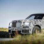A szabadidő-autók türannosza lesz a Rolls-Royce Cullinan