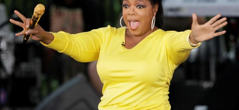 Tiszteletbeli Oscar-díjat kap Oprah Winfrey