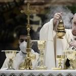 Karácsony Gergely: Budapest tisztelettel és szeretettel várja Ferenc pápát