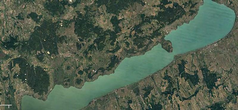 Leddel akarják bevilágítani a Balatont a tó közepéről