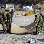 Huszonötezer katona kutatja az eltűnteket Japánban