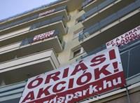 Több ezer lakás kerülhet hamarosan eladósorba
