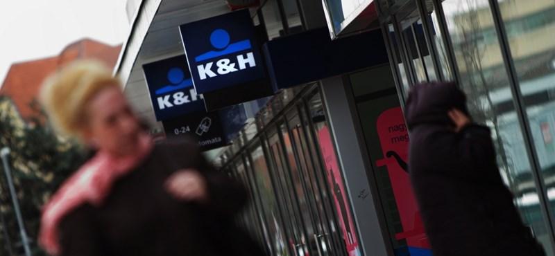 Gond van a K&H netbankjával