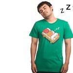 A nap pólója: édesdeden alvó szusifalatkák