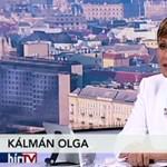 Kálmán Olgával is tárgyaltak, biztosan távozik a HírTV-től