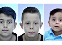 Eltűnt ez a három kiskorú egy pesti gyermekotthonból - fotók