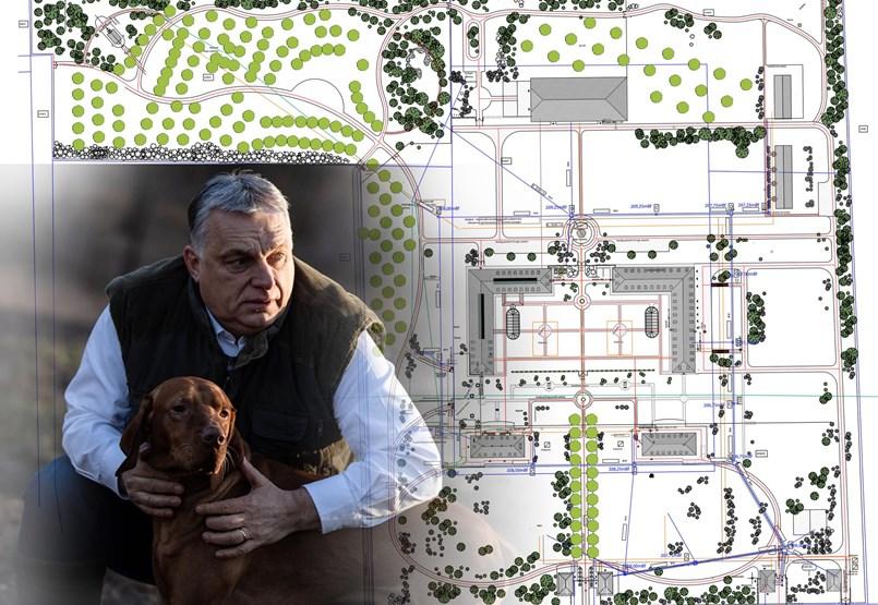 La iglesia y el invernadero de Orbánék estarán cerrados al mundo exterior durante semanas