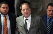 Megkezdődött Harvey Weinstein pere New Yorkban