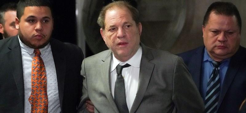 Harvey Weinstein: Elfelejtik, mennyit tettem a nőkért